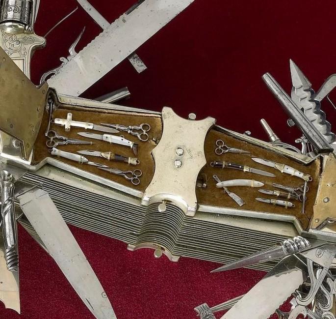 John Holler's 100-function Multi-tool, 1880 - 07
